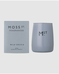 Moss St Fragrances - Wild Orchid Scented Soy Candle