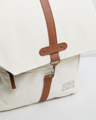 Rhythm Commute Backpack - Backpacks (Natural White)
