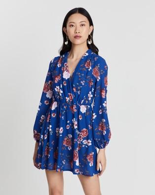 Loreta Deep Truth Dress - Dresses (Blue)