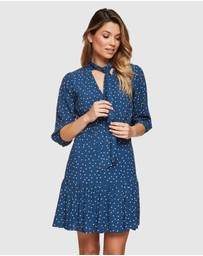Oxford - Levendi Spot Dress