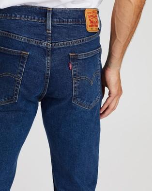 Levi's 516 Slim Fit Straight Jeans - Slim (Dark Stonewash)