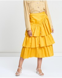 See By Chloé - Cotton Satin Skirt