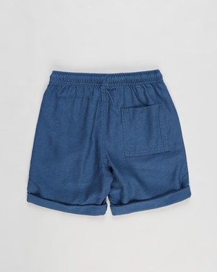 Cotton On Kids Hunter Shorts   Kids Teens - Shorts (Petty Blue)