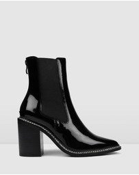 Jo Mercer - Luxe High Ankle Boots