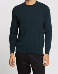 Ben Sherman - Lightweight Twisted Yarn Knit