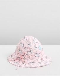 Acorn Kids - Unicorns Reversible Hat - Kids