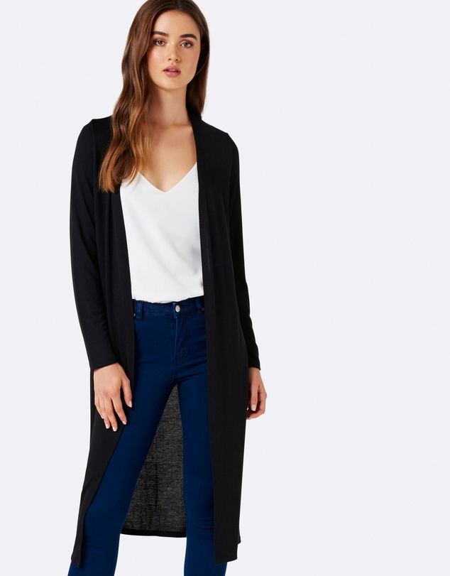 Forever New - Yolanda Long Line Cardigan