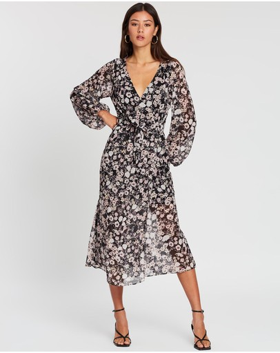 Wish The Label - Spell Bound Midi Dress