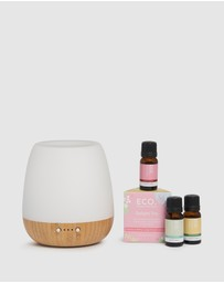 ECO. Modern Essentials - ECO. Bliss Diffuser & Delight Trio Collection