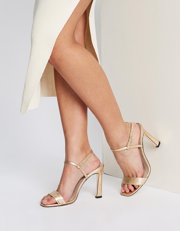 Atmos&Here - Rach Leather Heels