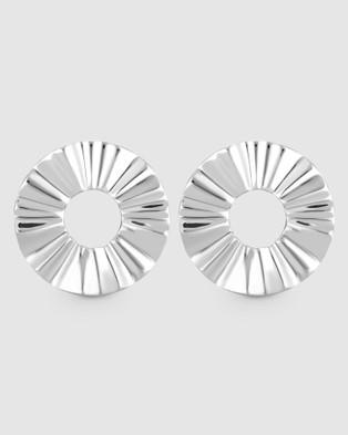 Rosefield Liquid Waved - Jewellery (Silver)