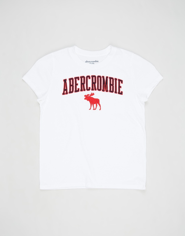 Abercrombie & Fitch - Short Sleeve Tech Core Tee - Teens