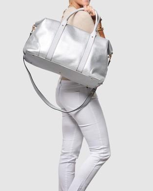 Louenhide Alexis Weekender Bag - Bags (Silver)