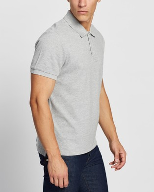 Henri Lloyd Isle Polo - Shirts & Polos (Grey Melange)