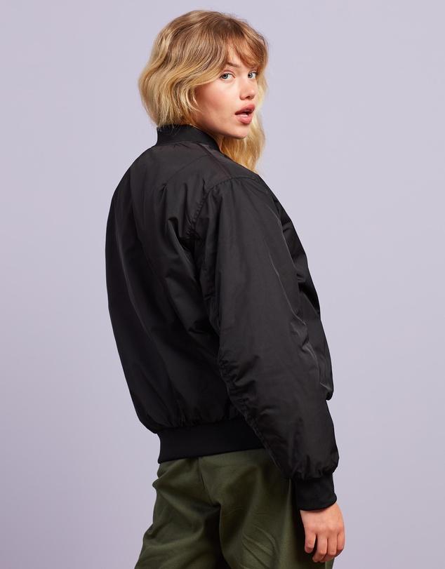 Women Stock Bomber Jacket