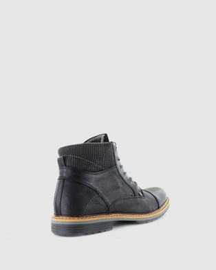 Wild Rhino - Nordic Boots (Black)