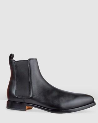 Bared Footwear - Iridium Boots Men's (Black)