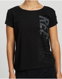 Reebok Performance - Restorative Studio Graphic Tee
