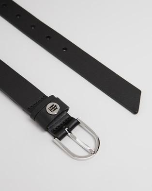 Tommy Hilfiger Classic Belt 2.5cm - Belts (Black)