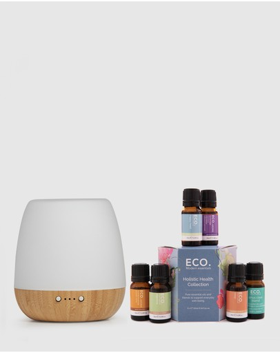 ECO. Modern Essentials - ECO. Bliss Diffuser & Holistic Health Collection