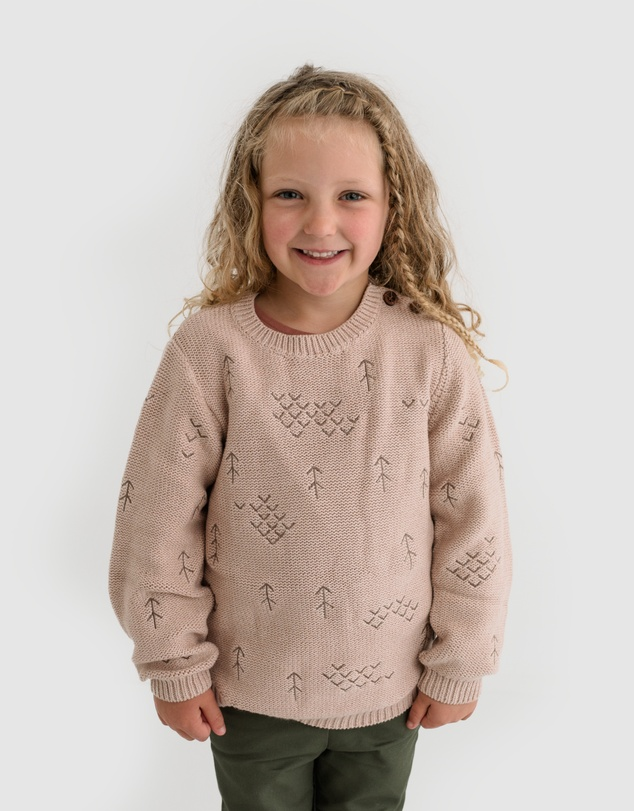 Kids The Windswept Pullover - Babies-Kids