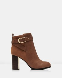 Forever New - Bridget Block Heel Ankle Boots