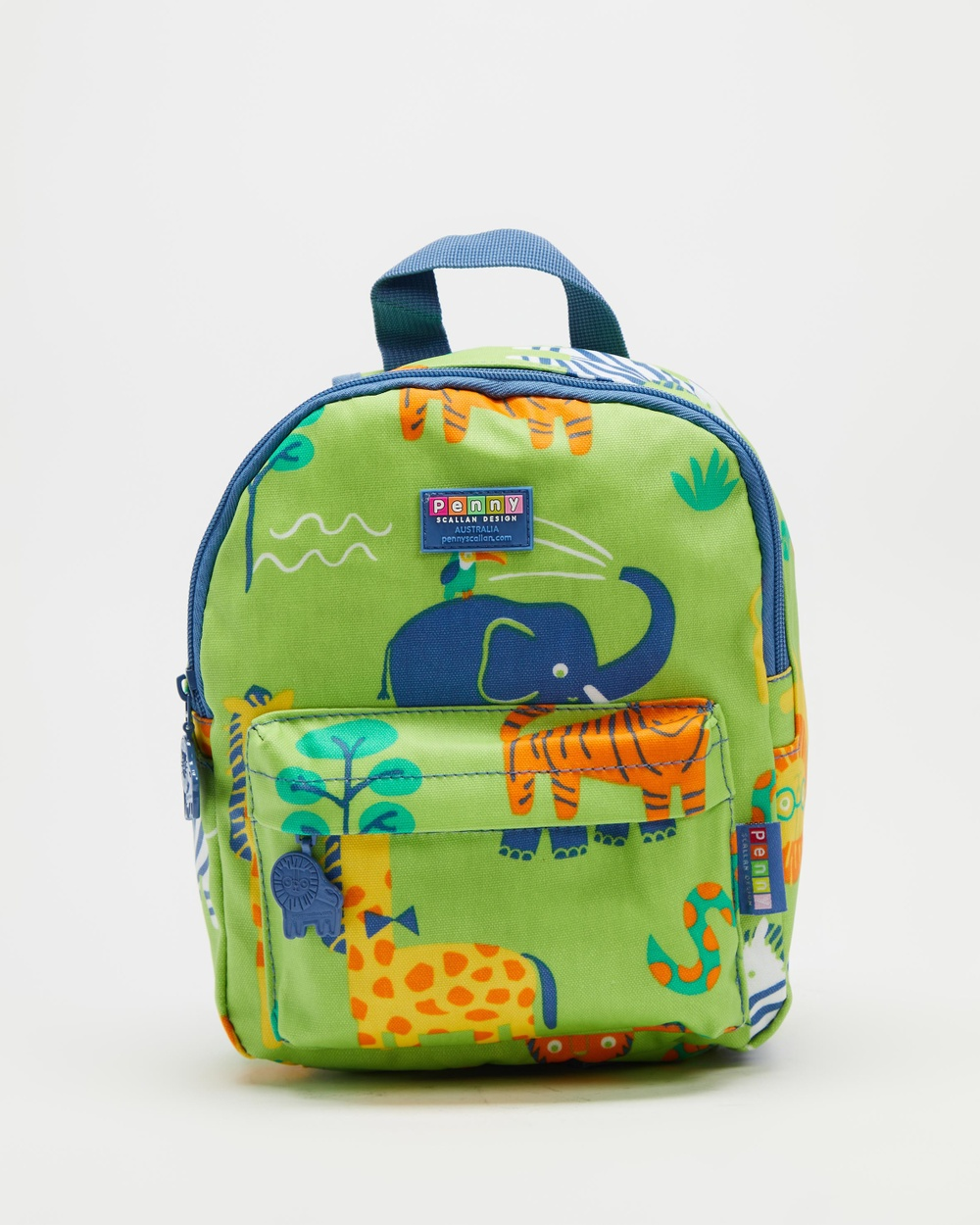 Penny Scallan Mini Backpack School with Rein Backpacks Wild Thing
