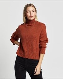 Third Form - Lift Up Knit Turtleneck
