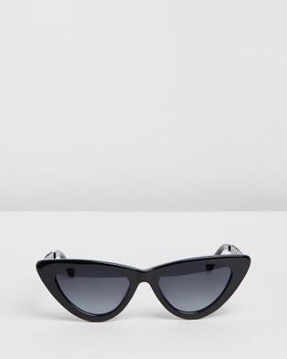 Amber Sceats Genie Glasses - Sunglasses (Black)