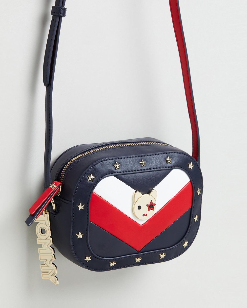 cc68a6d232 Mascot Round Crossbody Bag by Tommy Hilfiger Online
