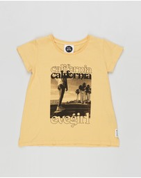 Eve Girl - California Tee - Teens