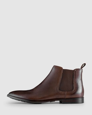 Aquila Dayton Chelsea Boots - Dress Boots (Brown)