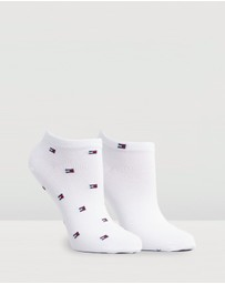 Tommy Hilfiger - 2-Pack Flag Socks