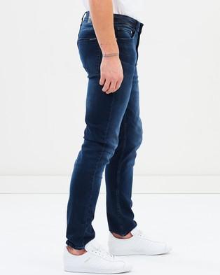 Calvin Klein Jeans Slim Fit Jeans - Slim (Boston Blue Black High)