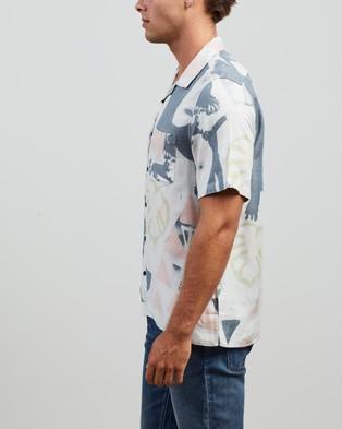 Neuw Baptist Art Shirt - Casual shirts (Baptist Blue)