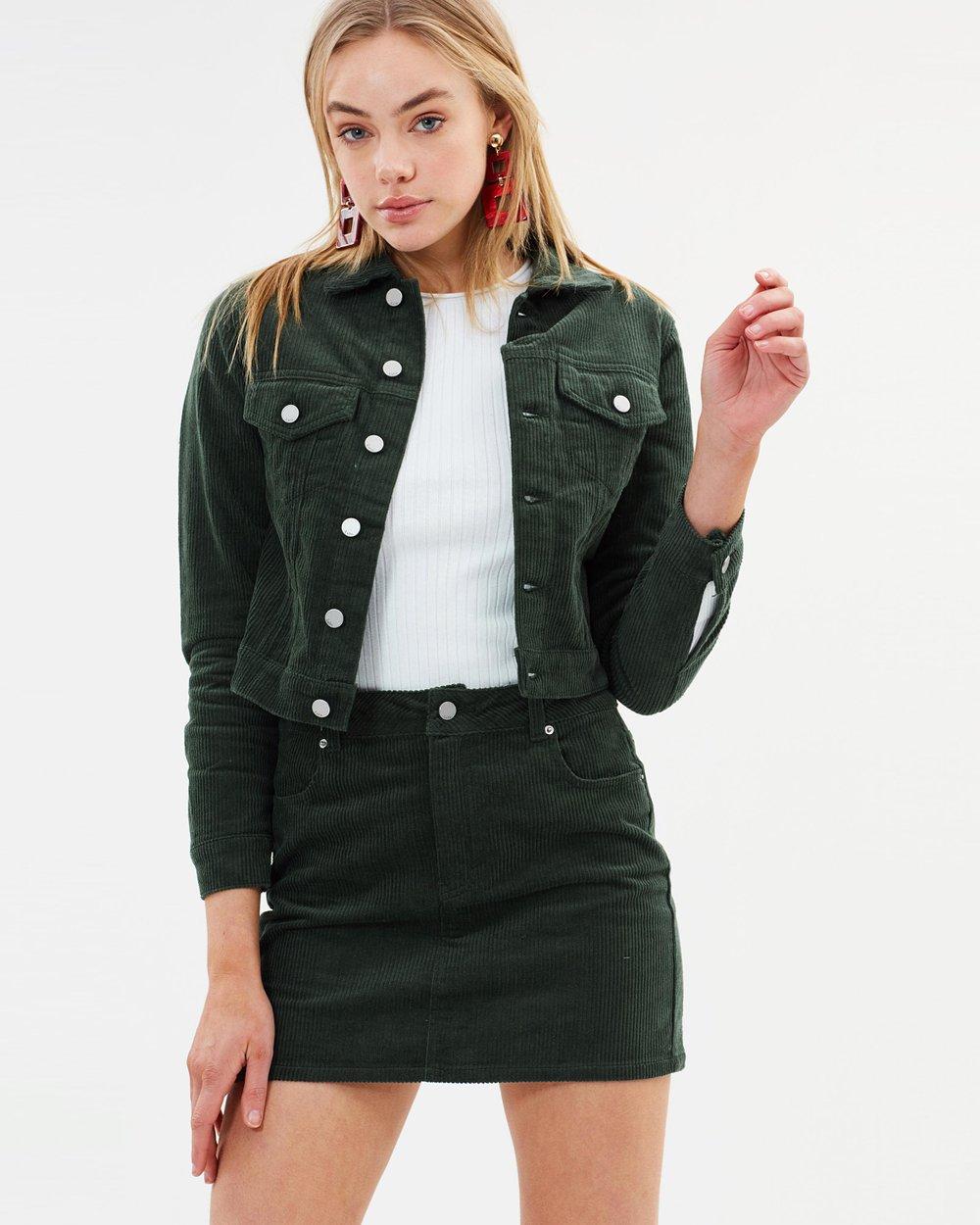 824a2a94b2 Lourdes Corduroy Skirt by Lulu   Rose Online