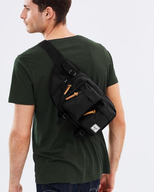 Herschel Eighteen - Bum Bags (Black)