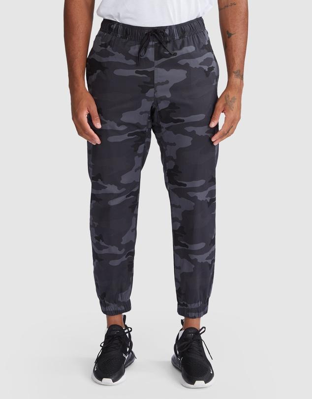 Men Spectrum Cuffed Pants