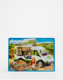 Playmobil - Mobile Farm Market - Kids