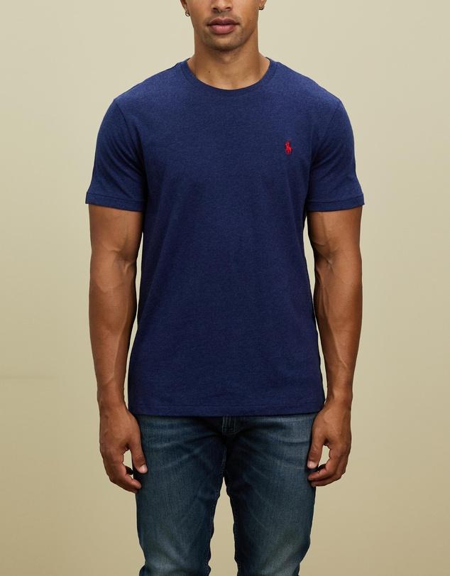 Men ICONIC EXCLUSIVE - Custom Slim Fit Short Sleeve T-Shirt