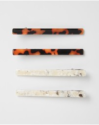 Morgan & Taylor - Alanza Hair Clips