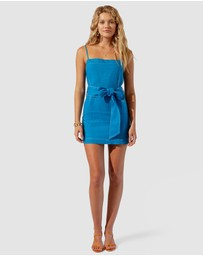 Suboo - Sandy Belted Mini Dress