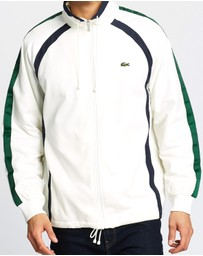 Lacoste - Heritage Double Face Zip Jacket