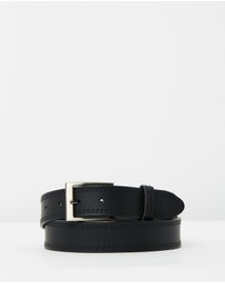 Buckle - McAllister Leather Belt