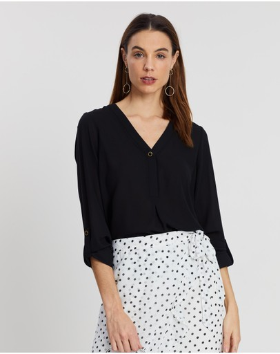 a1498160699e92 Tops | Buy Womens Tops & Blouses Online Australia- THE ICONIC
