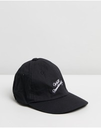 White Mountaineering - Embroidered Baseball Cap