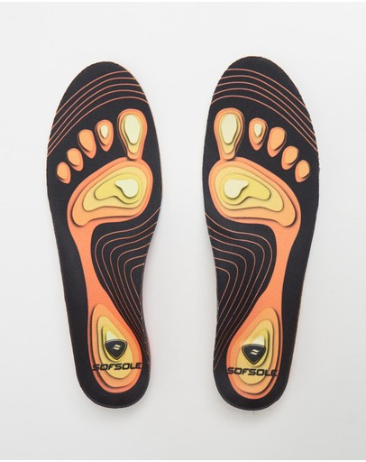 SofSole - Fit Series High Arch Insoles - Unisex
