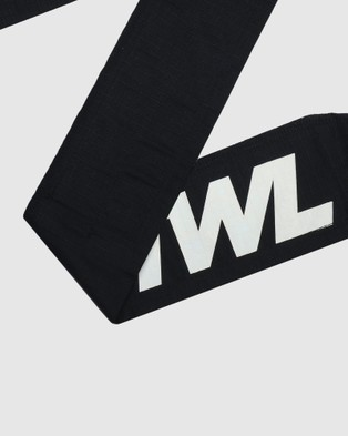 The WOD Life Wraps 2.0 - Gym & Yoga (Black)