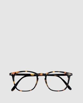IZIPIZI Screen Junior Collection E - Sunglasses (Brown)