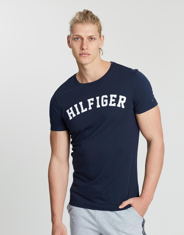 Tommy Hilfiger - Cotton Iconic Logo Tee